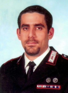 il carabiniere scelto Horacio Majorana morto a Nassirya