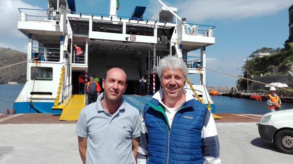 operatori navi