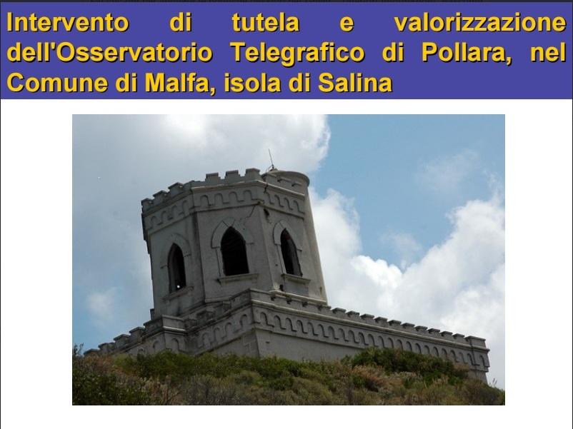osservatorio telegrafico