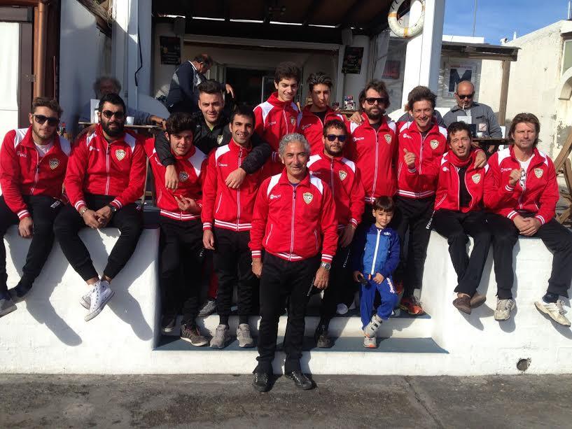 La squadra dello Stromboli