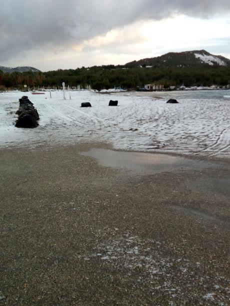 Vulcano - acque calde, foto Angelo Messina