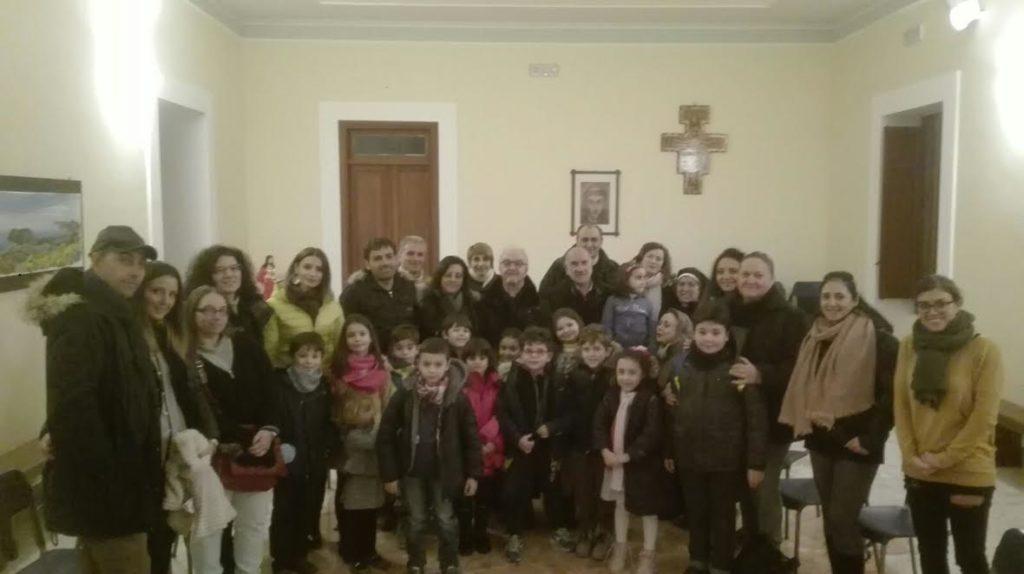 famiglie catechesi