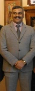 l'imprenditore indiano Manesh Panchavaktra