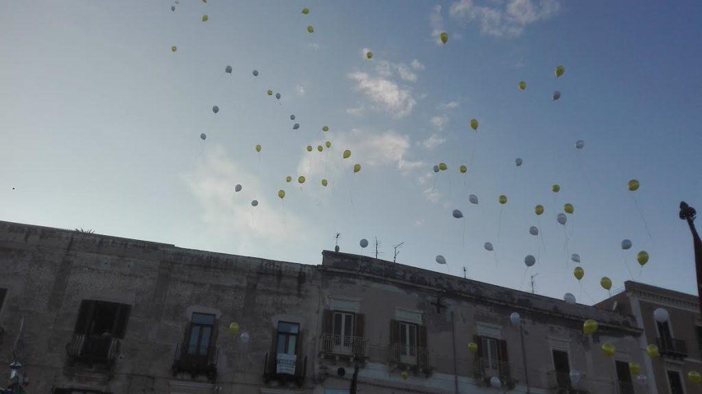 palloncini accolla