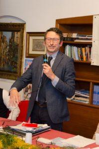 il candidato a sindaco Ciccio Rizzo