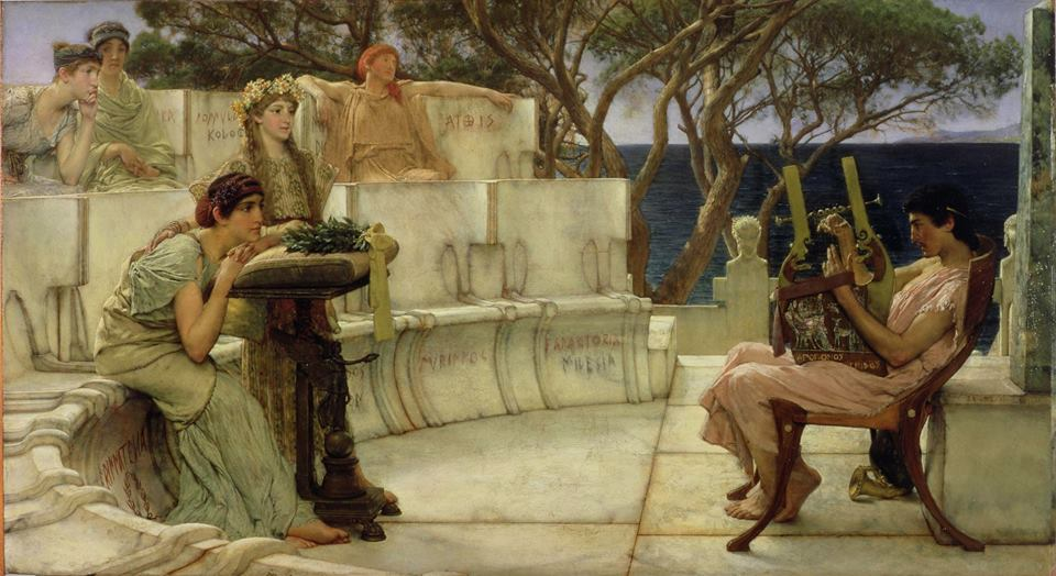donna lipara greca