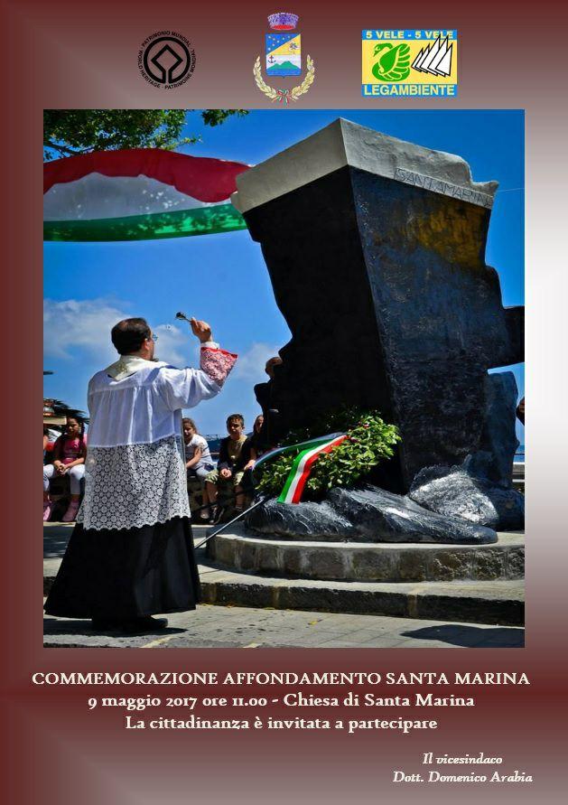 commemorazione Santa Marina