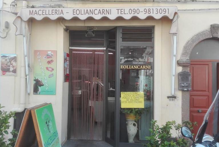 Macelleria Eoliancarni, corso Vitt. Emanuele Lipari