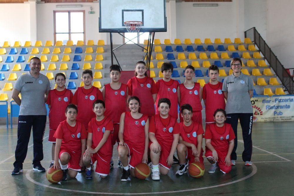Esoridienti Basket Eolie