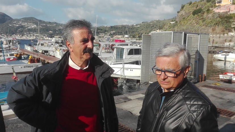 I rappresentanti del COGEPA Rijtano e Spinella