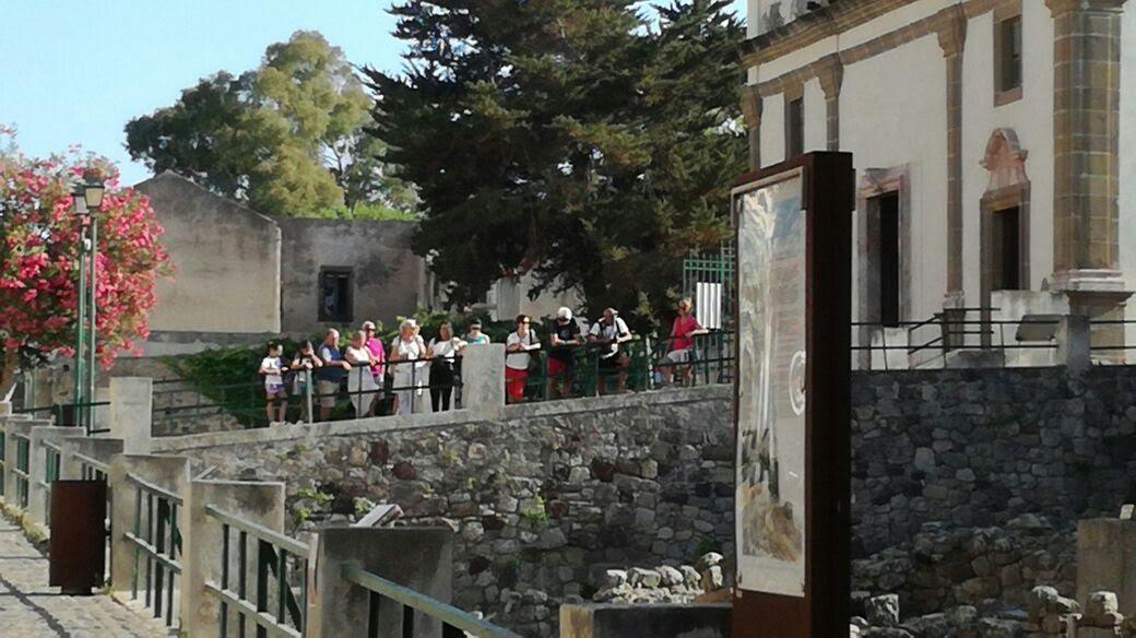 guide turistiche castello