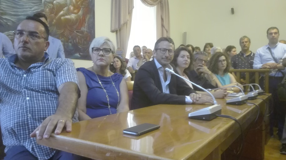 il nuovo gruppo di minoranza al Comune di Lipari
