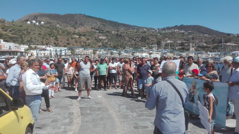 pescatori protesta1