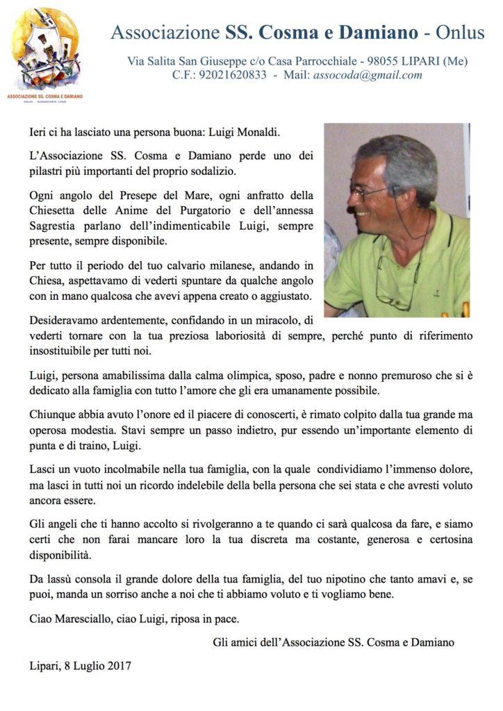 In memoria di Luigi (1)