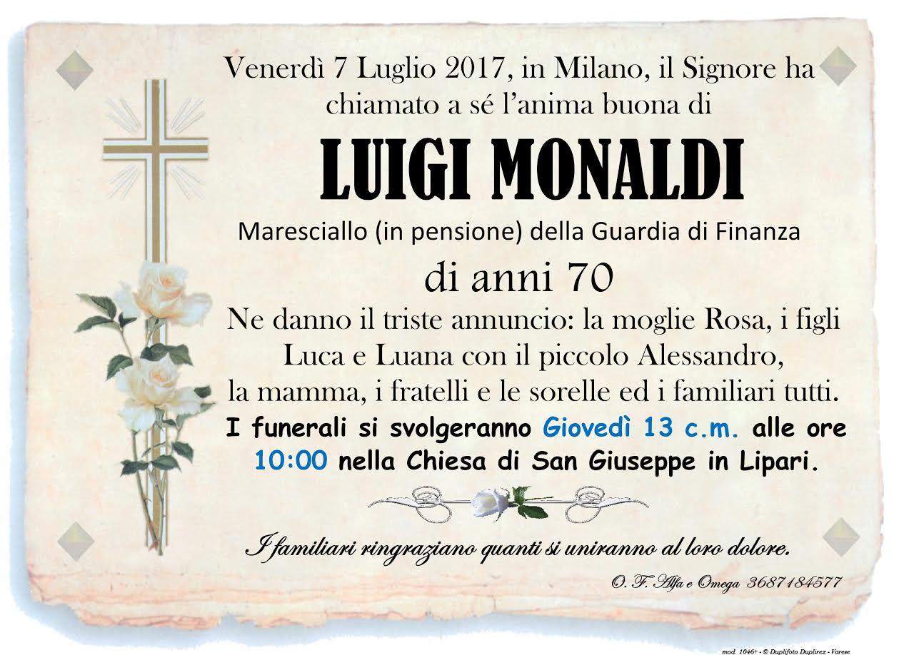 funerali monaldi