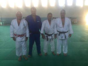 maestri judo
