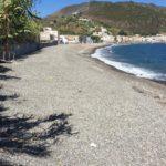 """La """" nuova """" spiaggia di Unci"""