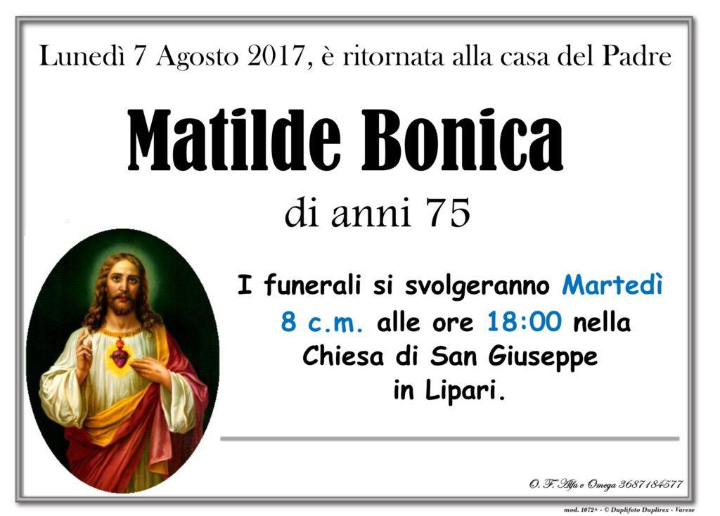 Matilde Bonica