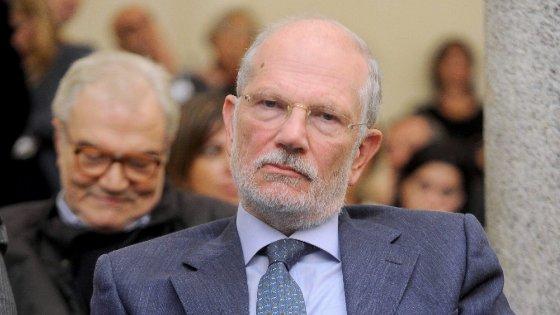 Alessandro Pajno. presidente del Consiglio di Stato