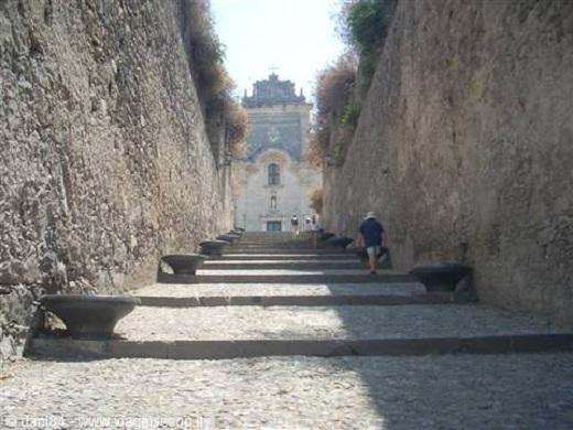 scalinata cattedrale