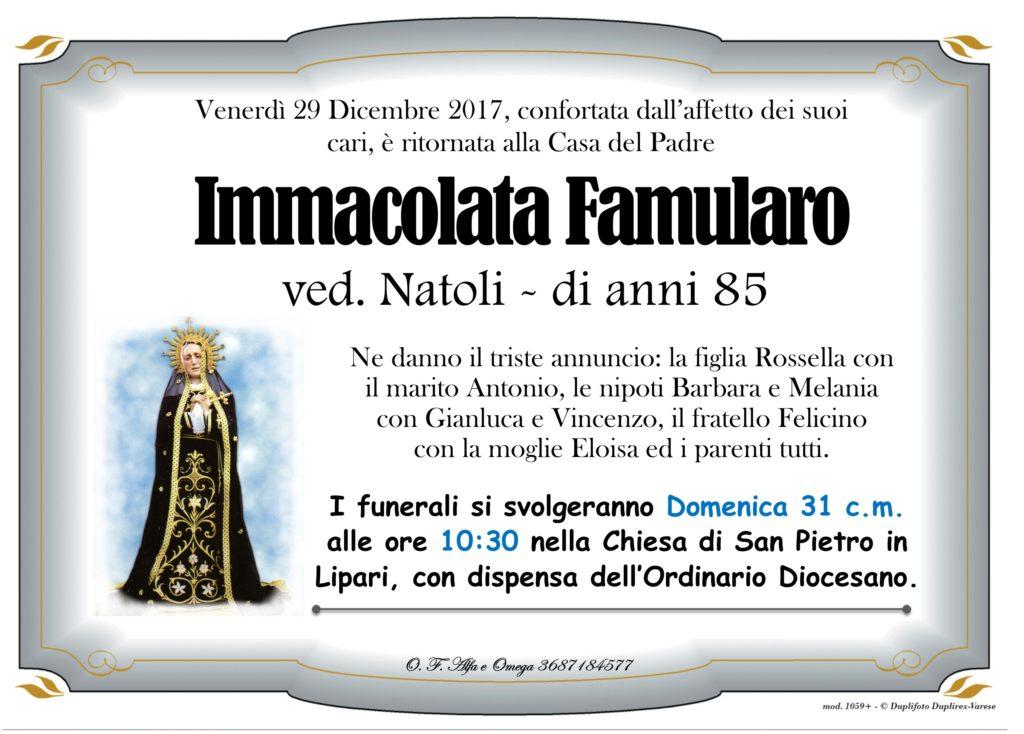 11- A Madonna Addolorata senza foto (Famularo Immacolata)