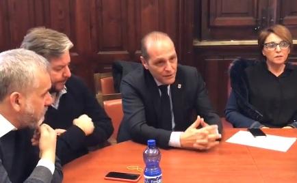 Giorgianni un eoliano al senato oggi a messina domani for Leggi approvate oggi al senato
