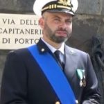il nuovo Comandante di Porto, Francesco Principale