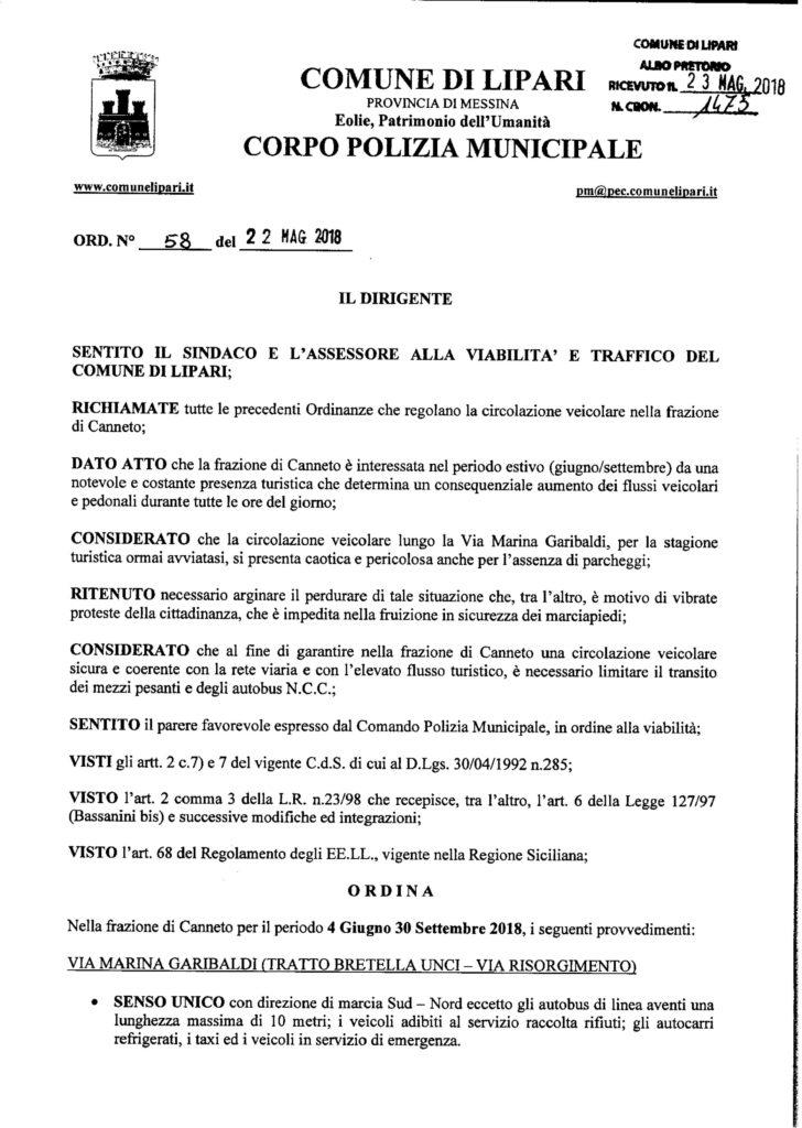 canneto ordinanza 1