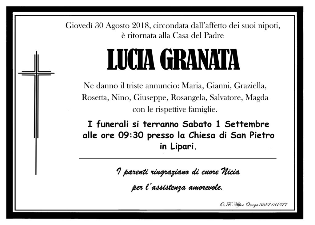 4-A (Granata Lucia)