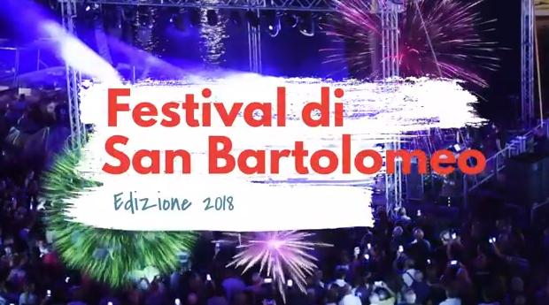 festival san bartolomeo