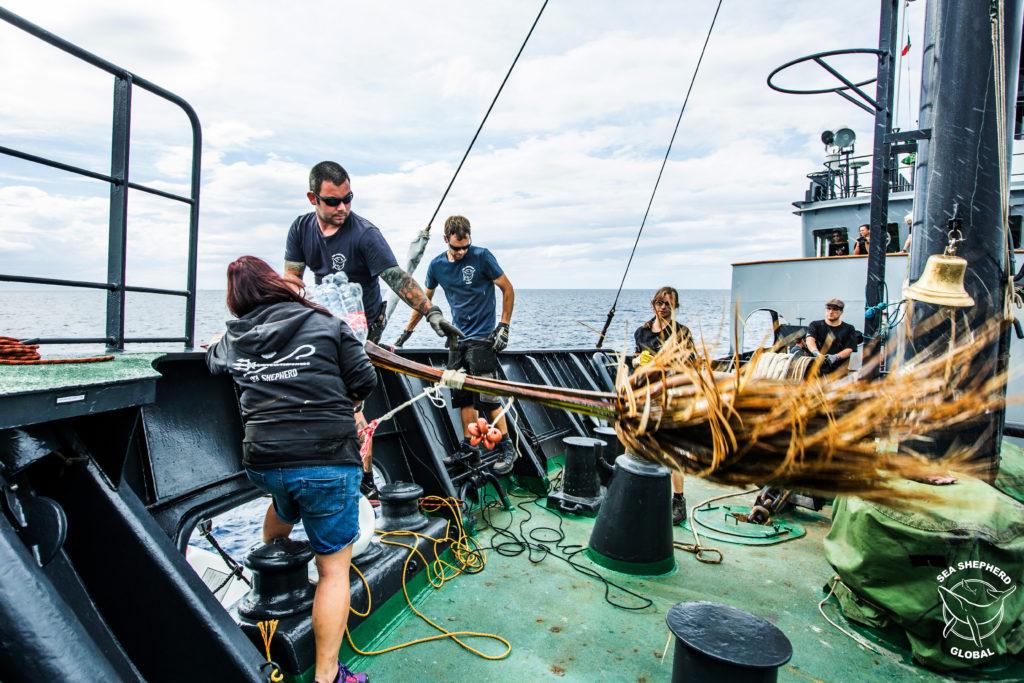 operation siso 2018, aeolian islands, sicily-italy