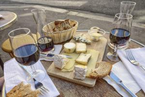 vino formaggio gastronomia