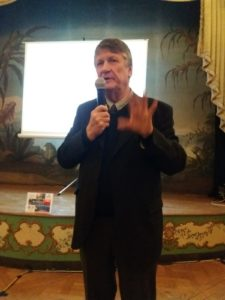"Jean Claude Lemoine ""ambasciatore"" delle Eolie in Francia"
