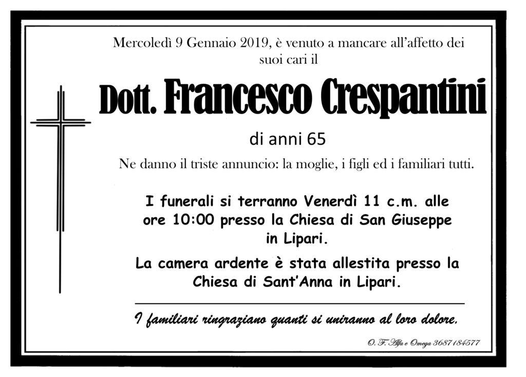Crespantini Francesco