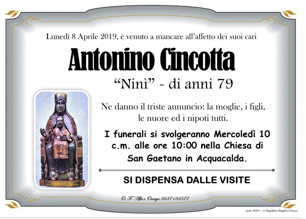 (Cincotta Antonino)