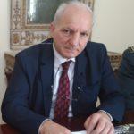 il comandante provinciale dei Vigili del Fuoco Mario Falbo