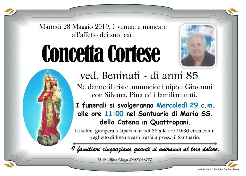 29 - B con foto (Cortese Concetta ved. Beninati)