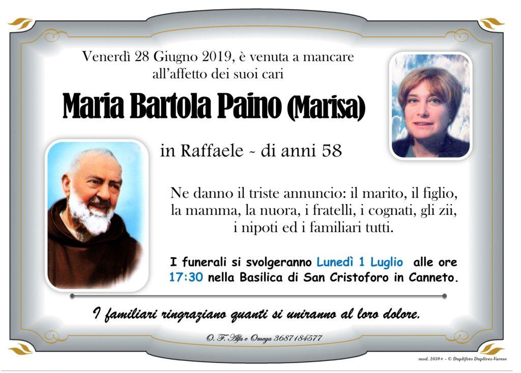 32 - B con foto (Paino Maria Bartola)