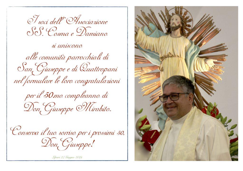 50.mo Don Giuseppe