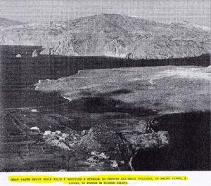 2 di fronte l'isola di vulcano