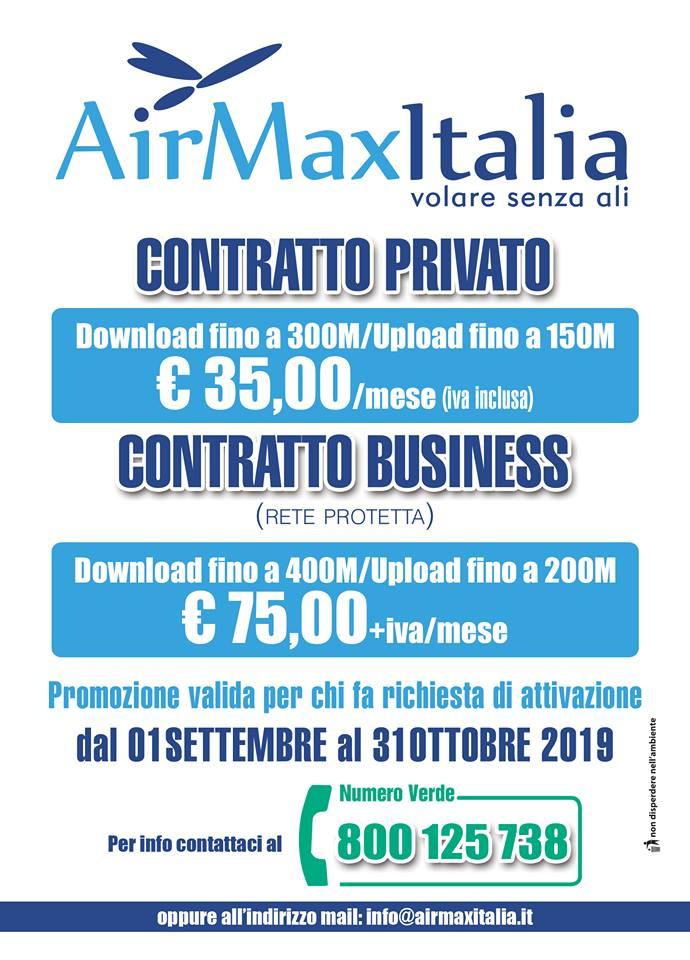 airmax settembre
