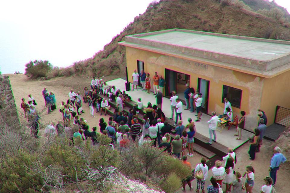 visitor center caolino