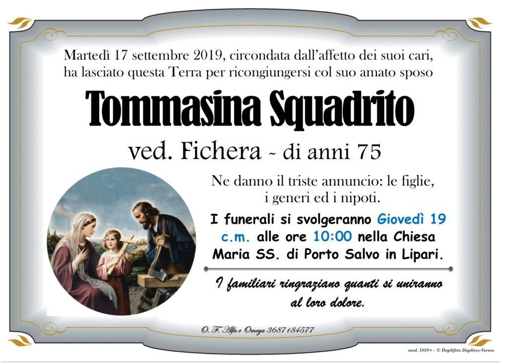 24 - C (Squadrito Tommasina ved. Fichera)