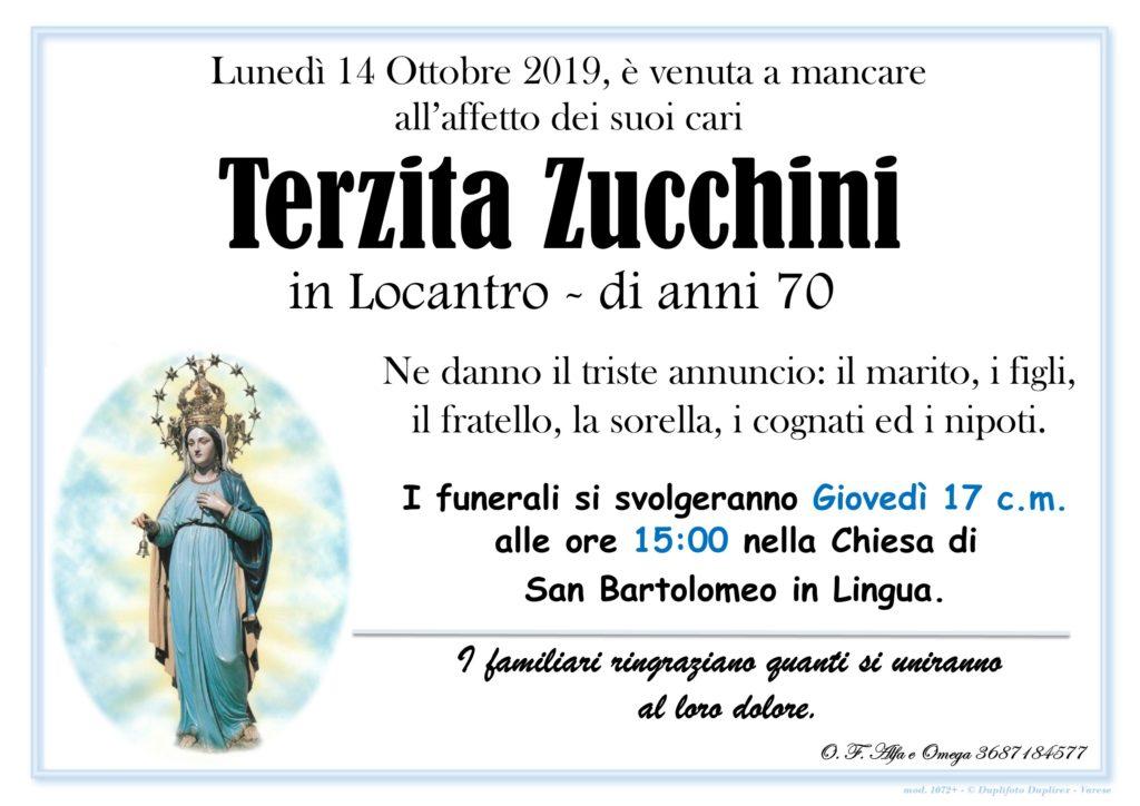 28 - C (Zucchini Terzita in Locantro)