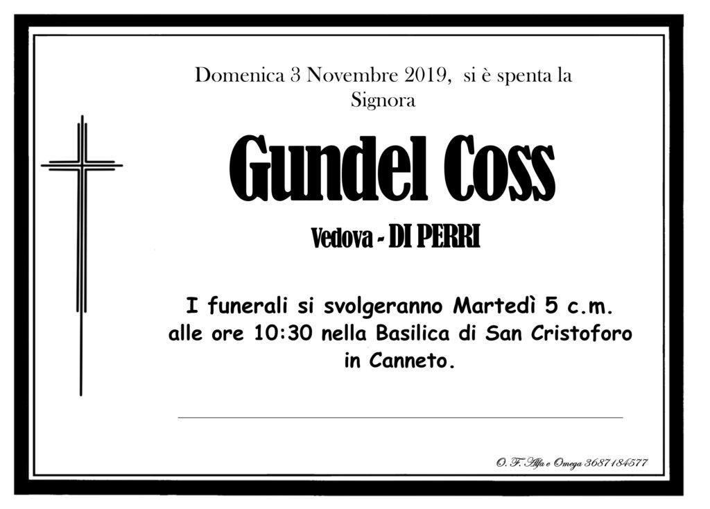 4-A (Gundel Coss)
