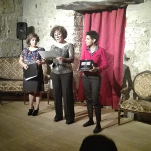 La regista Tindara Falanga premiata a Palermo