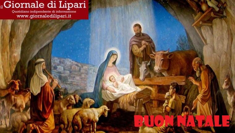 Buon Natale dal Giornale di Lipari