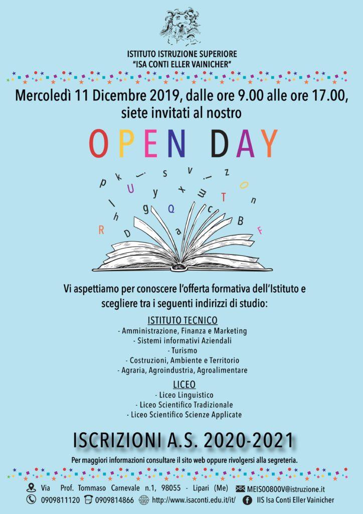 open day corretto