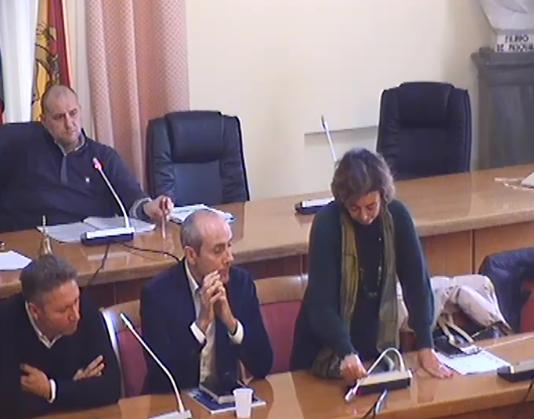 Consiglio comunale : è pace tra l'assessore De Luca e il consigliere Fonti