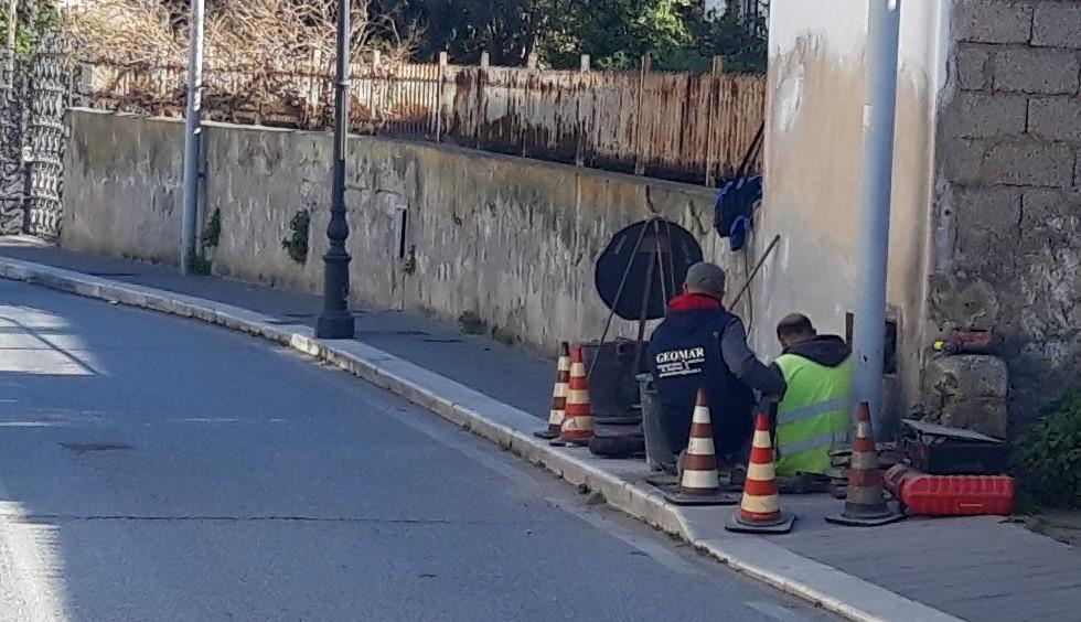 I.I.S Conti : lavori in corso per eliminare problema rifornimento autobotte